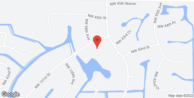 4351 NW 101st Dr Coral Springs FL 33065