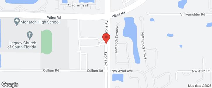 4437 Lyons Road Coconut Creek FL 33074