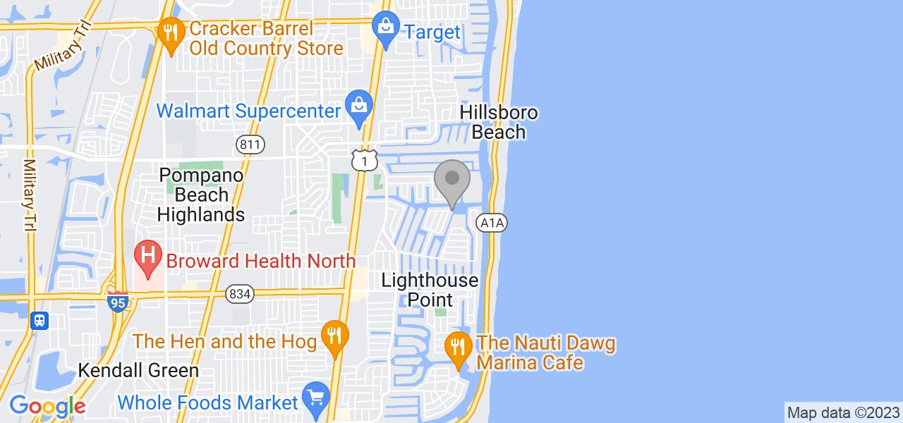 4260 NE 27th Ave, Lighthouse Point, FL 33064, USA