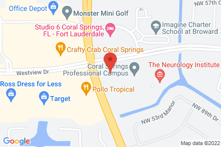 static image of5551 North University Drive, Suite 202, Coral Springs, Florida