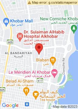 Google Map of Algosaibi Hotel