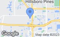 Map of Parkland, FL