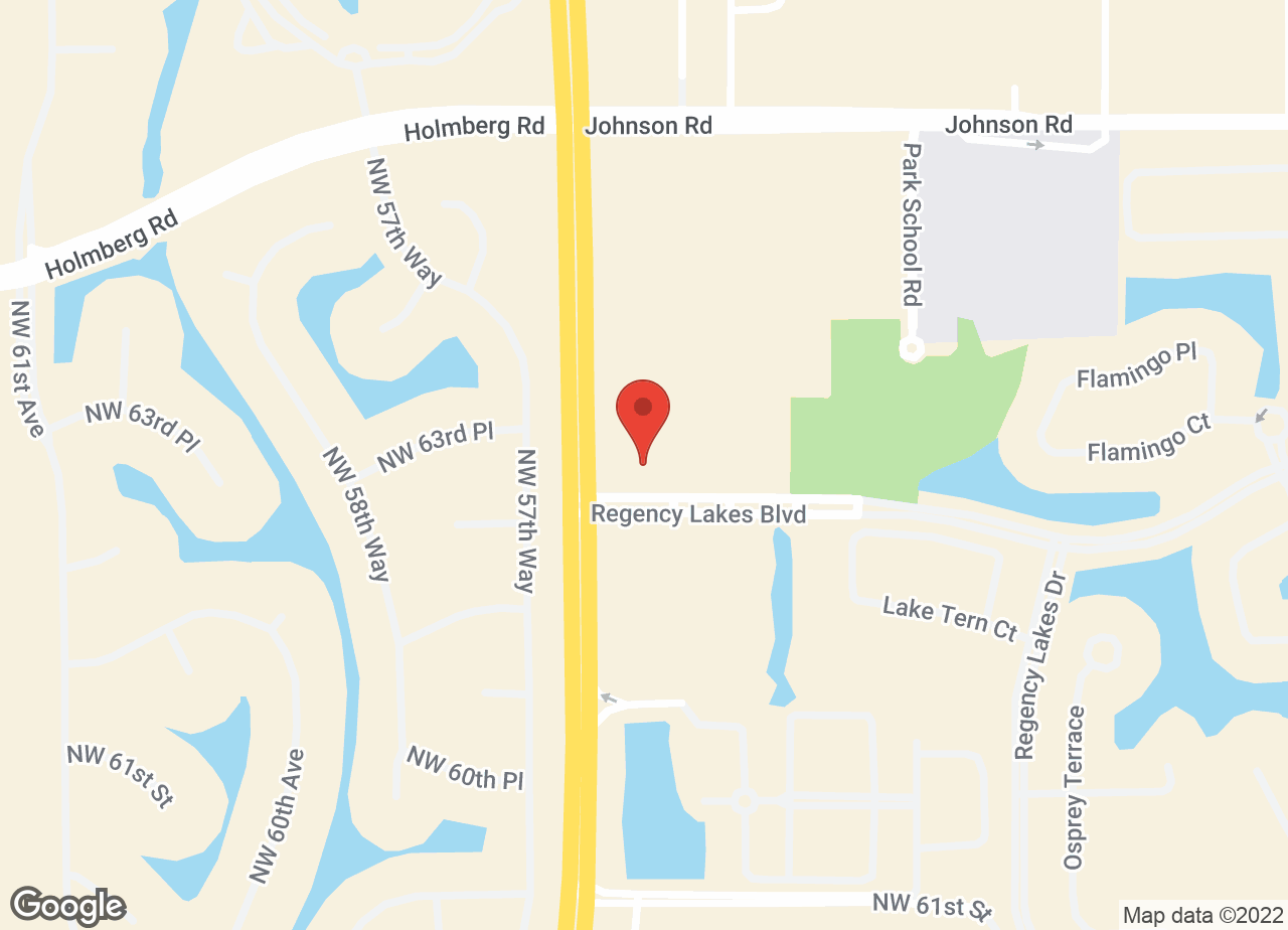 Google Map of VCA Hillsboro Animal Hospital