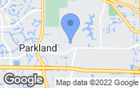 Map of Parkland, FL