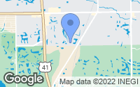 Map of Bonita Springs, FL