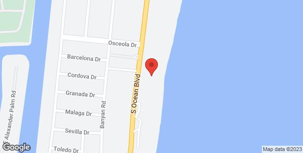 2600 S Ocean Boulevard #6-C Boca Raton FL 33432