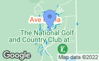 Map of Ave Maria, FL