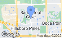 Map of Boca Raton, FL
