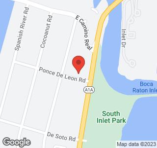 1099 S Ocean Boulevard, Unit #504