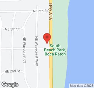 425 N Ocean Boulevard, Unit #3