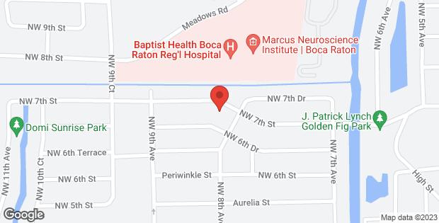 810 NW 7th Street Boca Raton FL 33486
