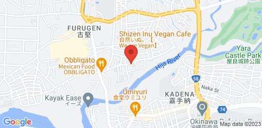 Directions to Shizen Inu Vegan Cafe