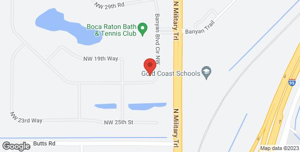 2925 Banyan Boulevard Circle NW Boca Raton FL 33431