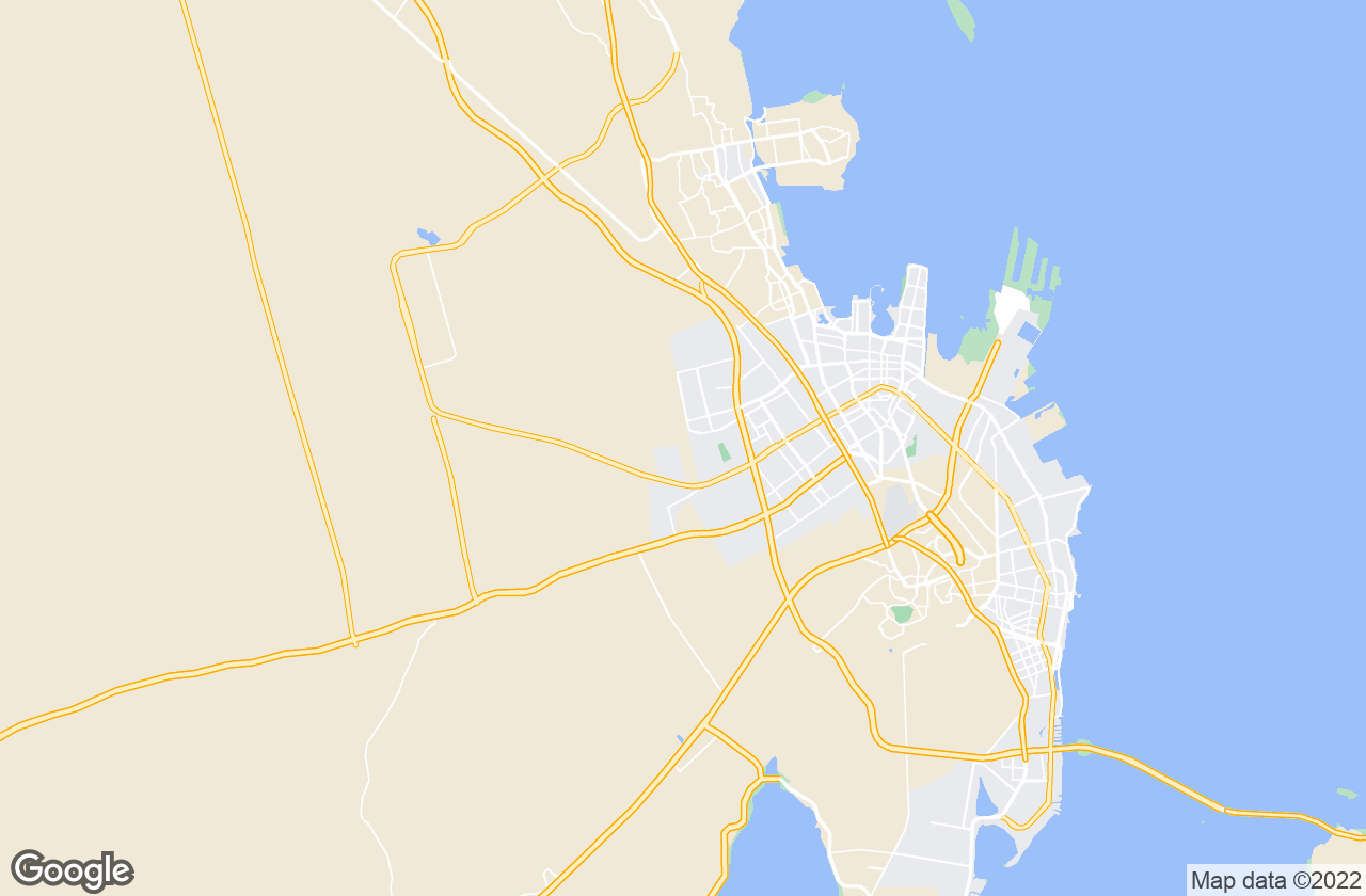Google Map of الدمام