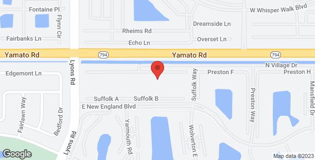 171 Suffolk E #171 Boca Raton FL 33434