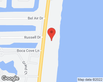 South Florida Real Estate | View 4513 S Ocean Blvd | map