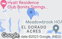 Map of Bonita Springs, FL