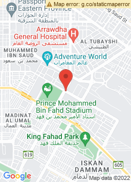 Google Map of بودل الكورنيش