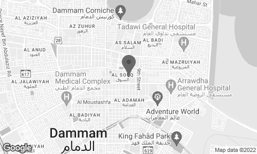 Map of Building Nos. 259 & 260, in Jeddah