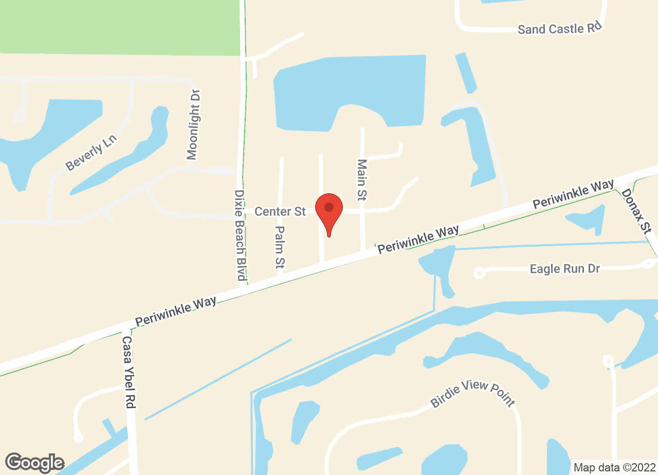 Google Map of VCA Sanibel Animal Hospital