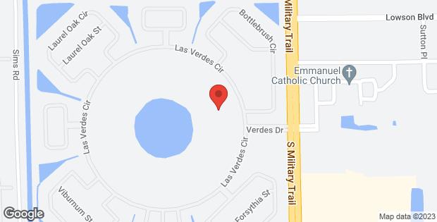 5100 Las Verdes Circle #124 Delray Beach FL 33484