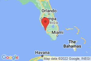 Map of Fort Myers Beach Area
