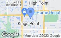 Map of Delray Beach, FL