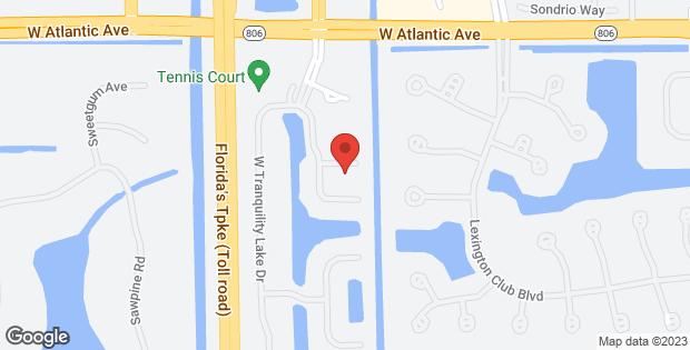 8030 N Tranquility Lake Drive Delray Beach FL 33446