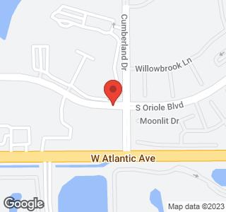 6525 S Oriole Boulevard, Unit #108