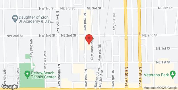 165-167 NE 2nd Avenue Delray Beach FL 33444