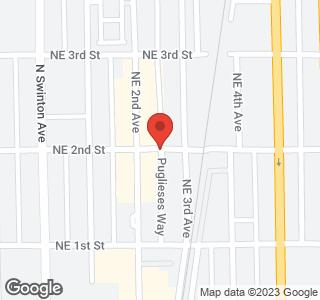 240 NE 2nd Street, Unit #6-F