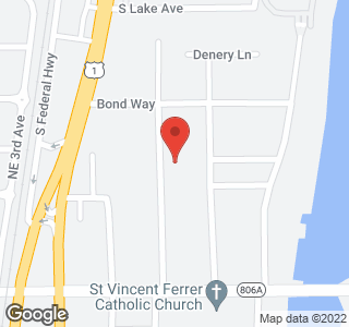 1001 NE 8th Avenue, Unit #215