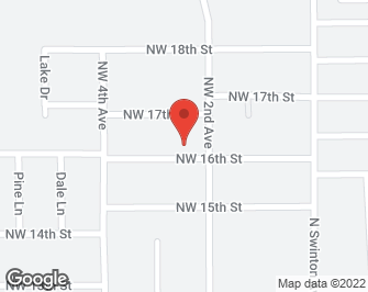 South Florida Real Estate | View 211 NW 16th | map