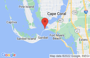 Map of Fort Myers