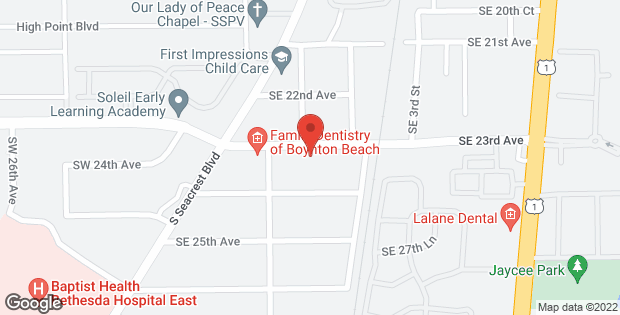 226 SE 23rd Avenue Boynton Beach FL 33435