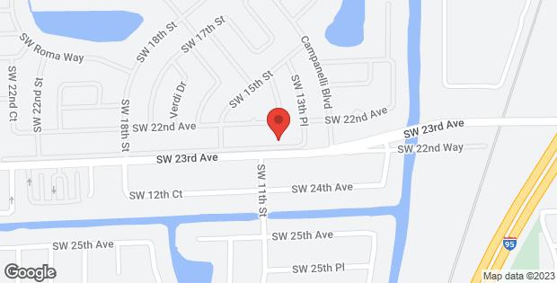 1305 SW 22nd Way Boynton Beach FL 33426