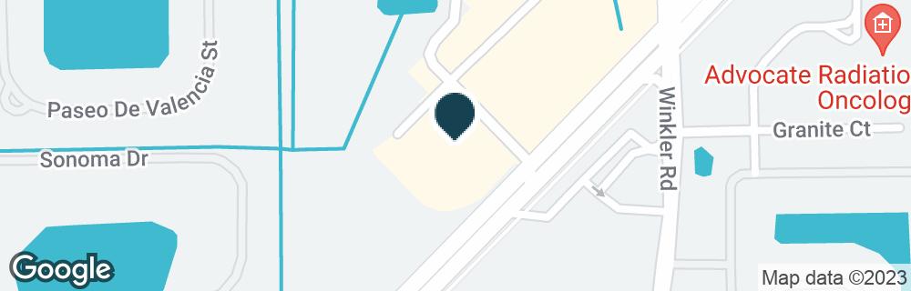 Google Map of15900 SUMMERLIN RD