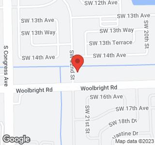 2181 West Woolbright Rd. N106