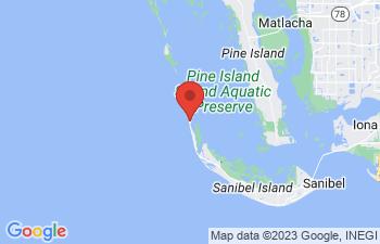 Map of Captiva Island
