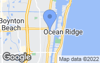 Map of Boynton Beach, FL