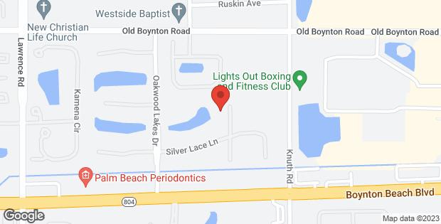 3639 Silver Lace Lane #81 Boynton Beach FL 33436