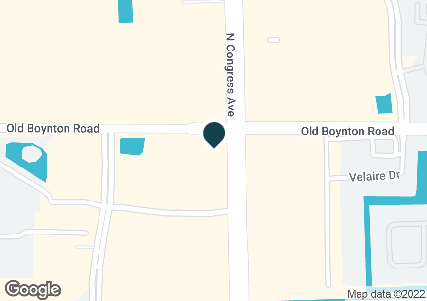 Google Map of399 N CONGRESS AVE