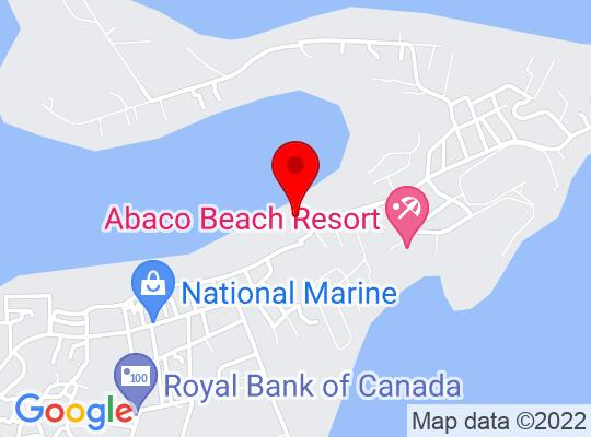 Google Map of Marsh Harbour