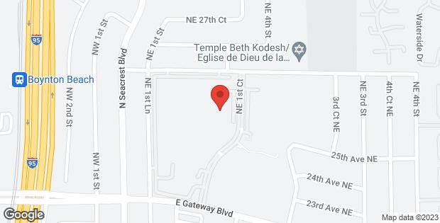 2615 NE 1st Court #407 Boynton Beach FL 33435