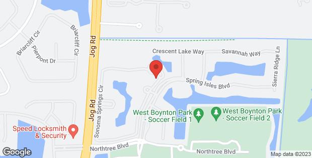 7808 Sonoma Springs Circle #106 Lake Worth FL 33463