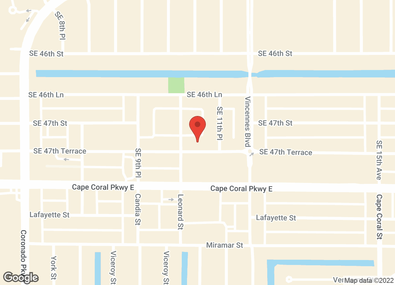Google Map of VCA Baywood Animal Hospital & Pet Resort
