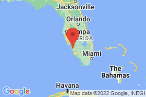Map of Fort Myers Area