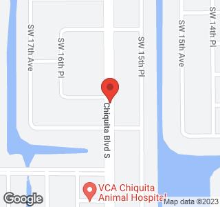 3603 Chiquita Boulevard South