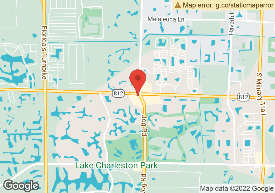 Google Map of 6558 LANTANA RD