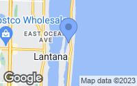 Map of South Palm Beach, FL
